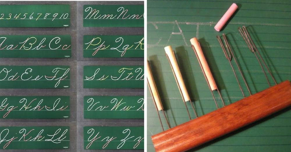 Penmanship: A Lost Art That's Looping Back Around