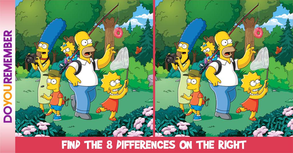 MisMatch 10 – The Simpsons