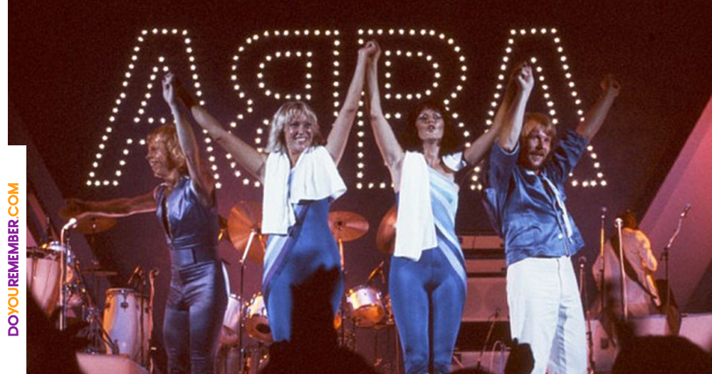 ABBA, Reunited and It Feels So Good!