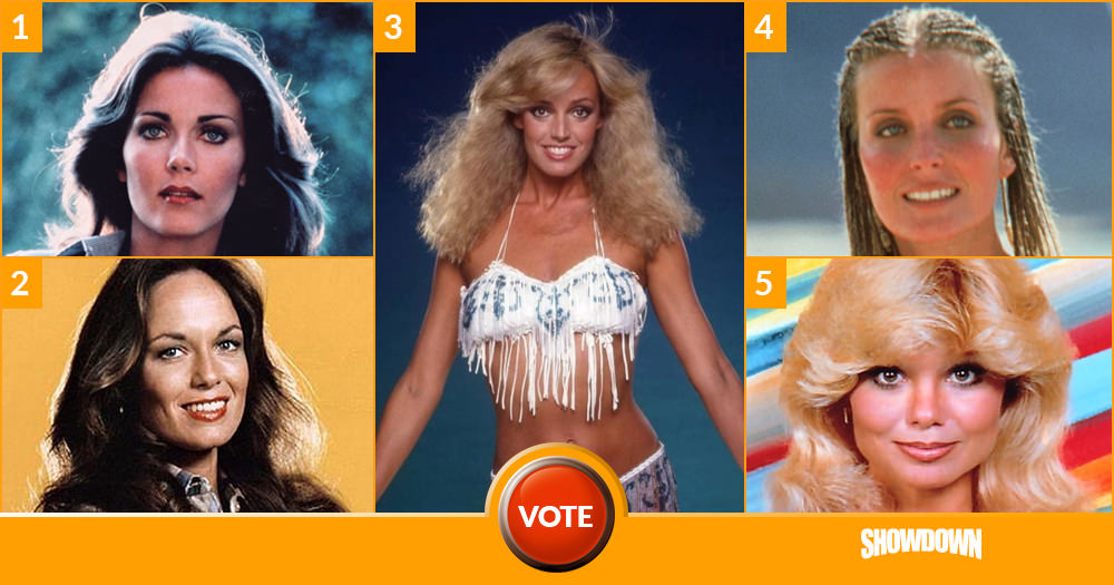Who Was Your Favorite 70's Babe? Part 1