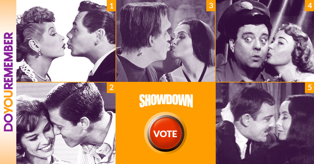 Favorite Black and White TV Couple?