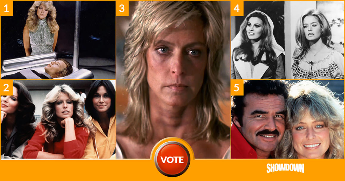 Favorite Farrah Role?