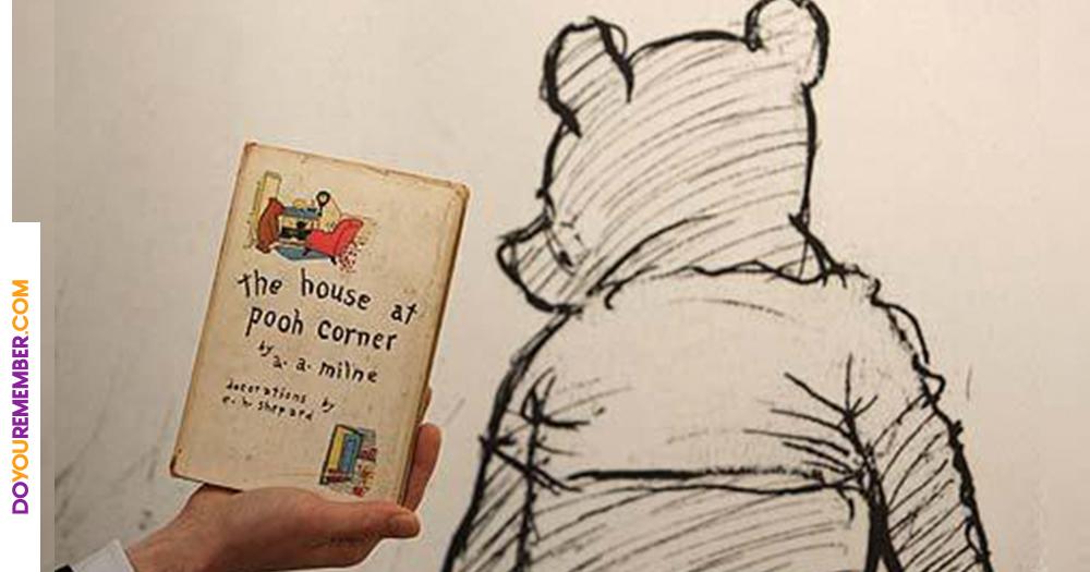 The Origins of Winnie the Pooh