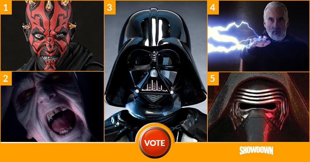Darkest Sith Lord?