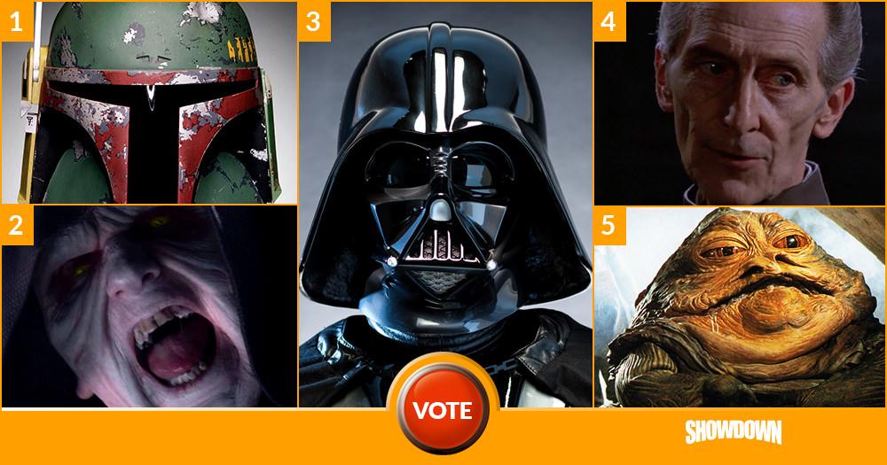 Favorite Star Wars Villain?