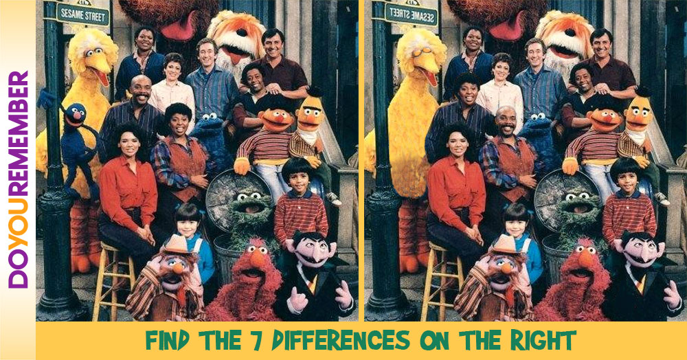 MisMatch 20 – Sesame Street