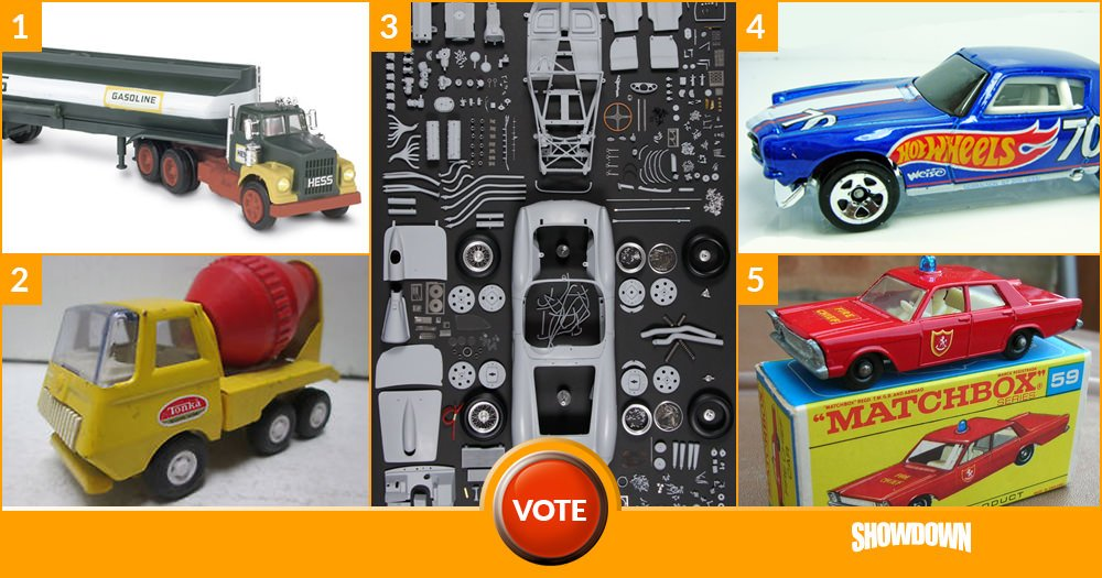 Best Toy Truck or Car?
