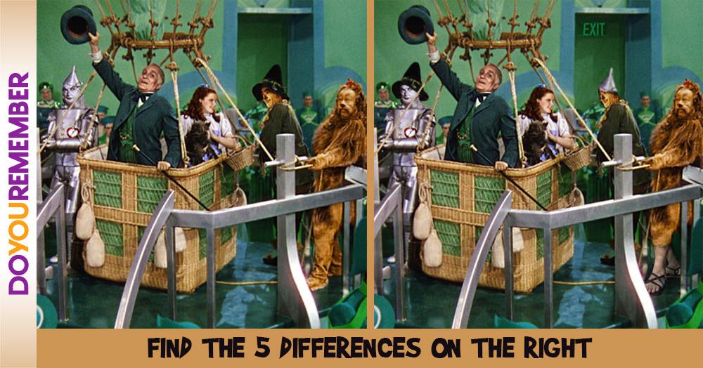 MisMatch 2- The Wizard of Oz