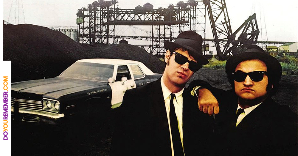 Blues Brothers, From A Chance Skit To Classic Album & Hit Movie. Here Are Our Favorite Blues Brothers Moments