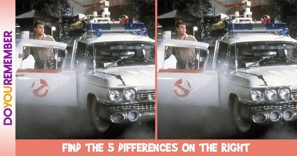 MisMatch 49- GhostBuster's Car