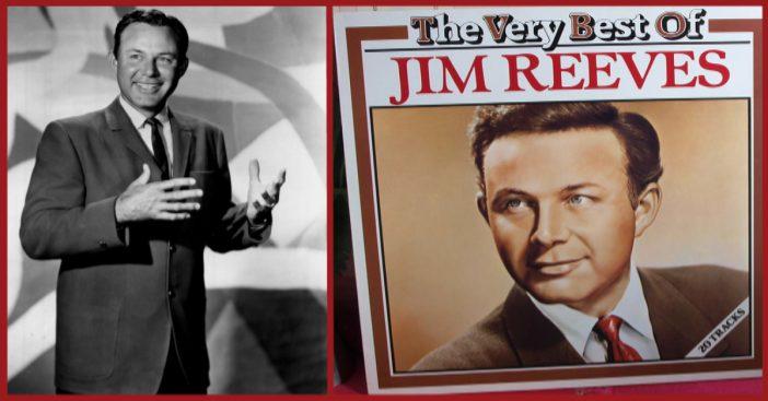 Popular musician, Jim Reeves.