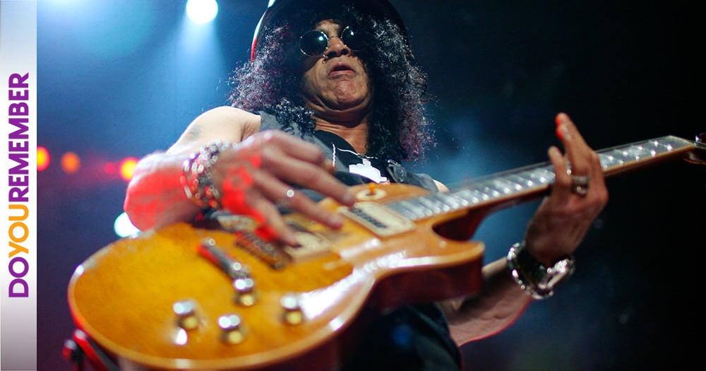 Slash: The Guitar Genius Behind Guns & Roses