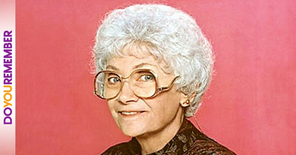 Sophia Petrillo: The Sicilian Golden Girl