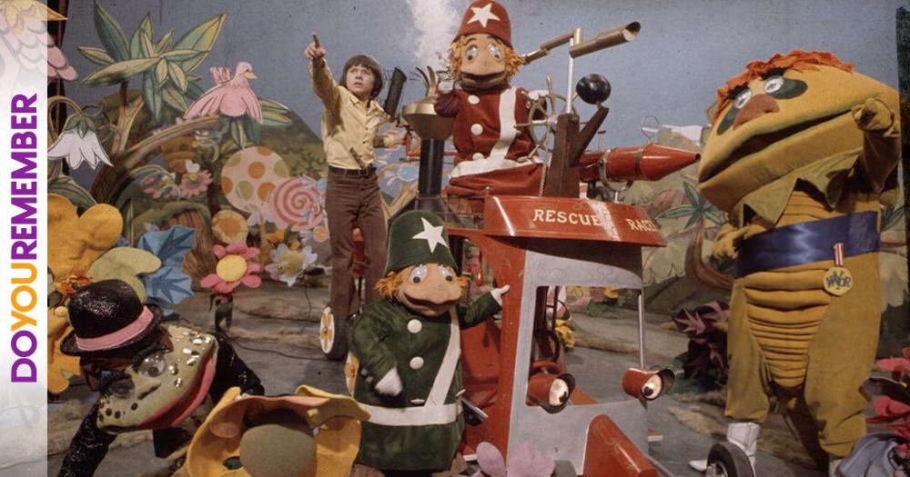 Saturday Mornings With Hr Pufnstuf Do You Remember
