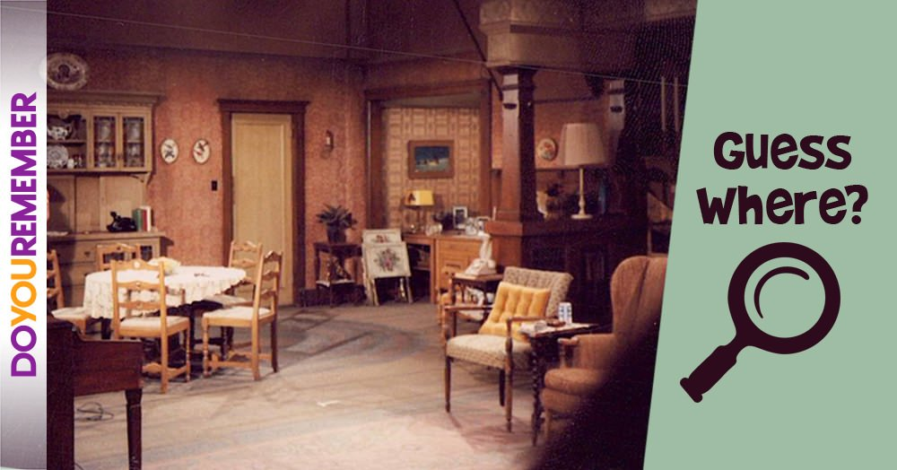 Can You Guess What Series This Set Belonged To?