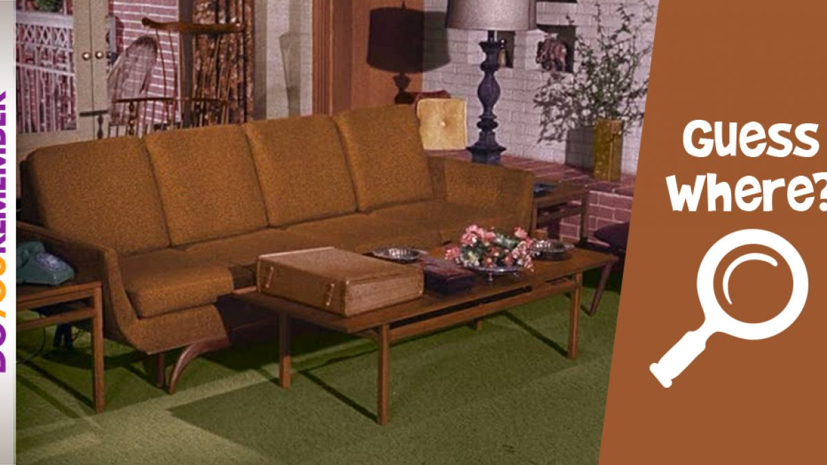 Name All 10 Tv Show Living Rooms