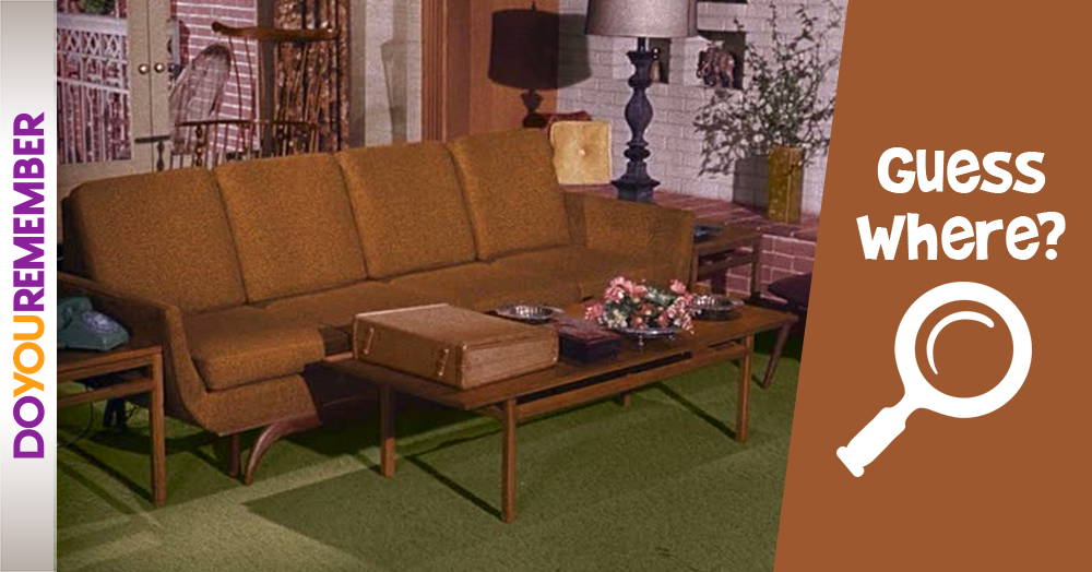 Can You Name All 10 TV Show Living Rooms?