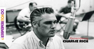 Charlie Rich Singing