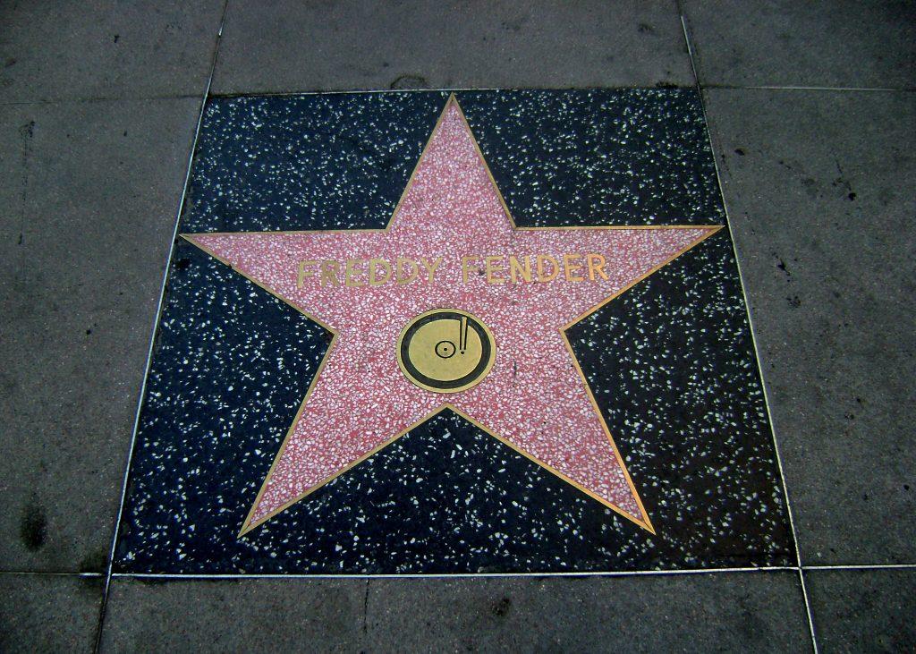 Freddy Fender's Hollywood Star.