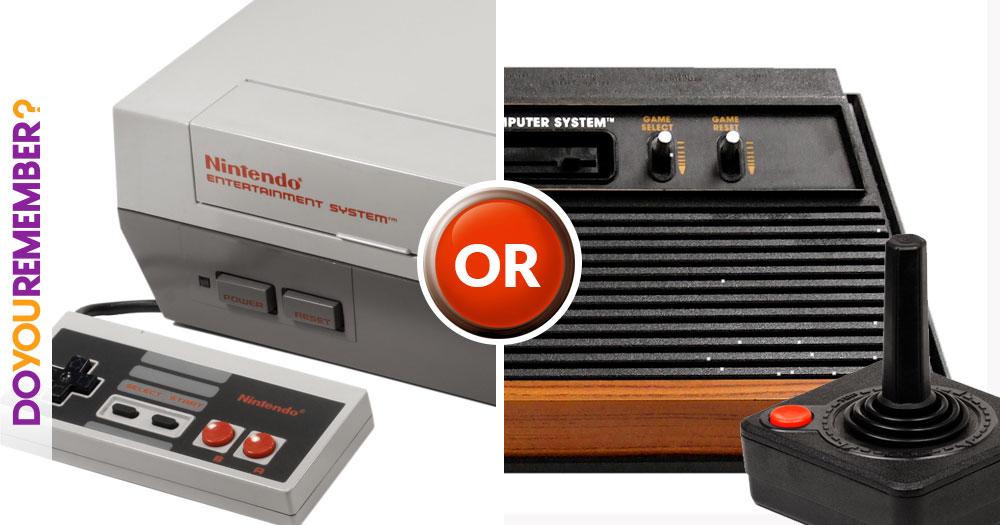 Nintendo or Atari?
