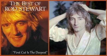 Rod Stewart First Cut Is The Deepest