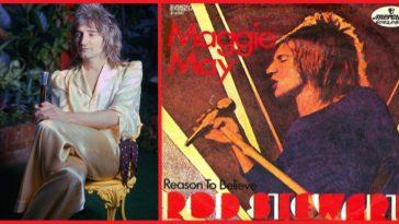 Rod Stewart - Maggie May
