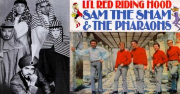 Sam the Sham and The Pharaohs.