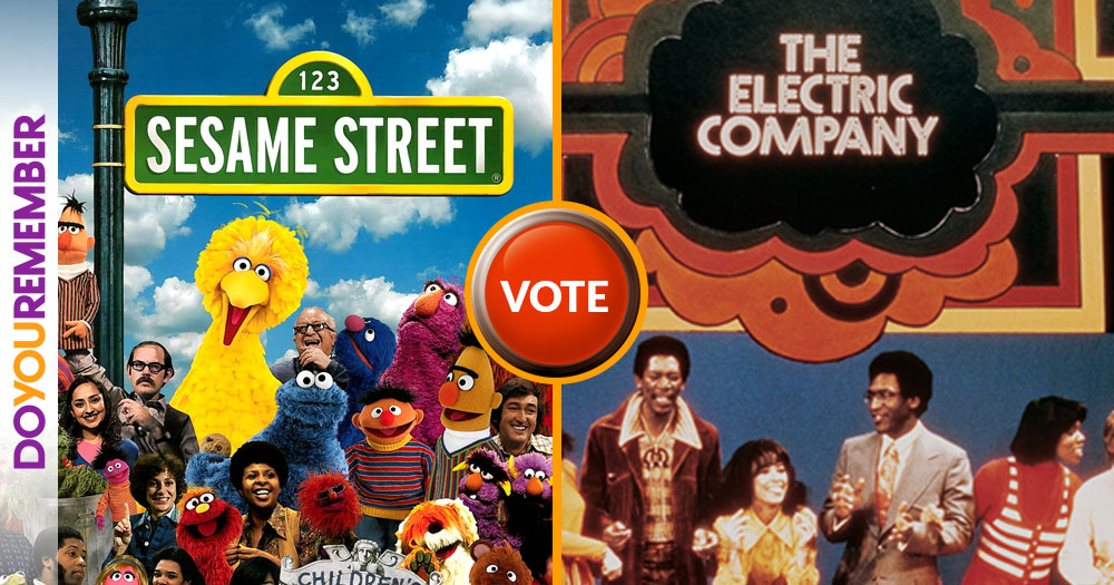 Sesame St. or Electric Company?