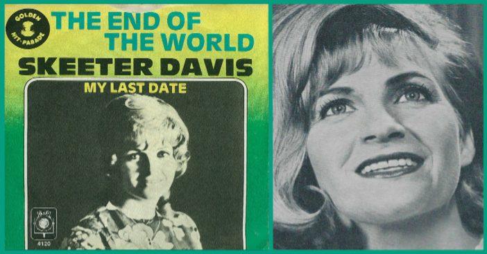 Skeeter Davis - End of the World