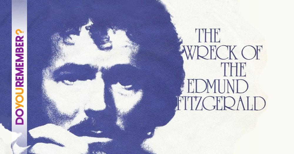 "Gordon Lightfoot : ""The Wreck of the Edmund Fitzgerald"""