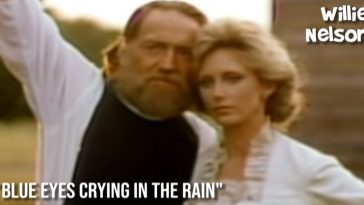 "Willie Nelson's ""Blue Eyes Crying in the Rain"""