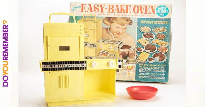 evolution of the easy bake oven