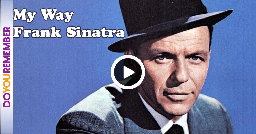 Frank sinatra my way lyrics meaning