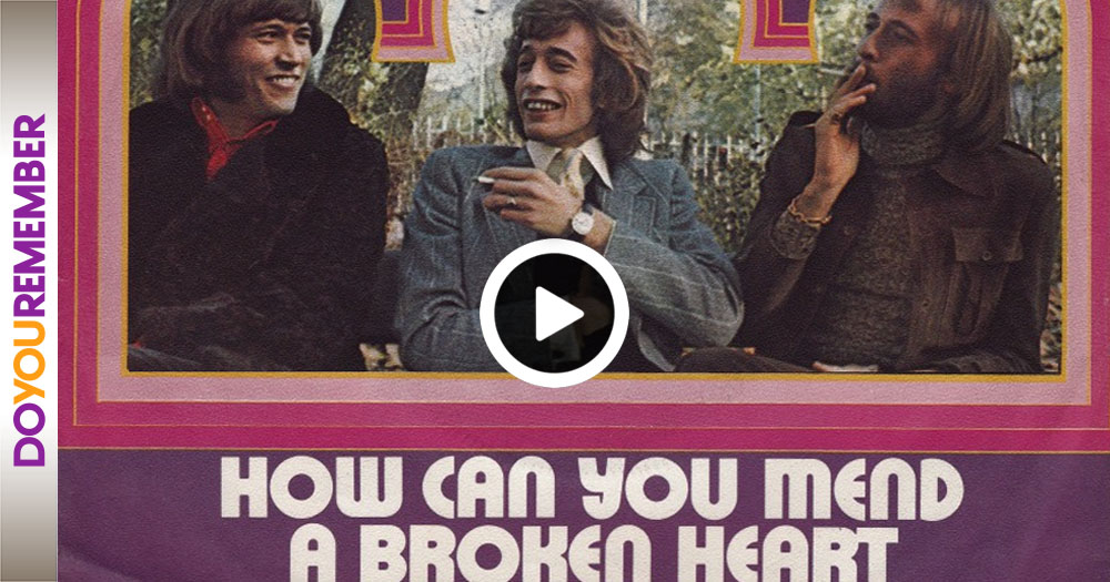 The Bee Gees Guide To Mending A Broken Heart