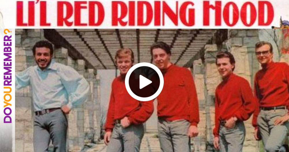 sam the sham and the pharaohs give their take on little red  sam the sham and the pharaohs give their take on little red riding hood do you remember