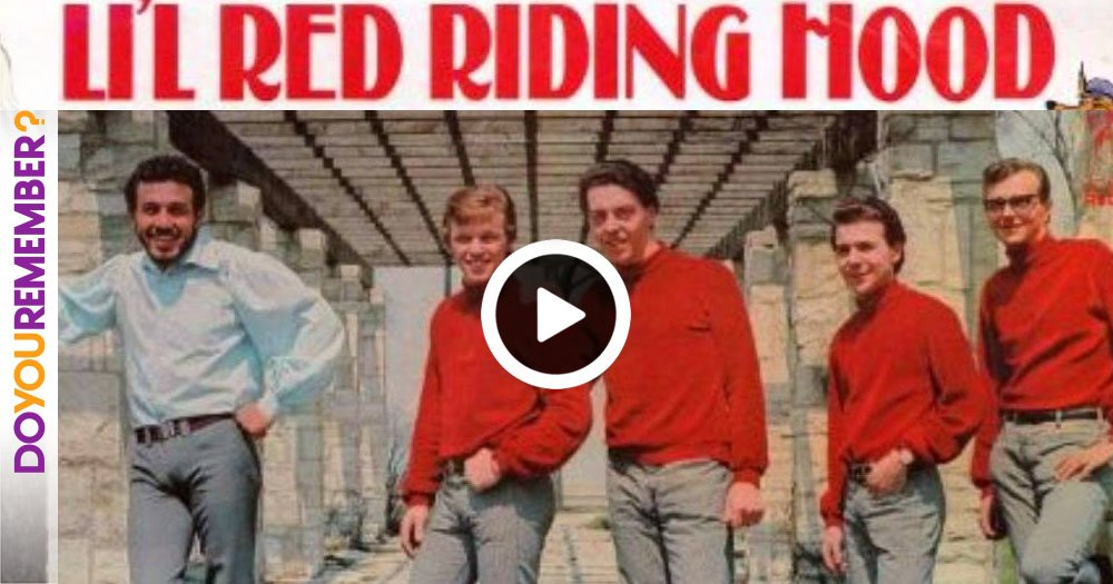"""Sam The Sham and The Pharaohs give their Take on """"Little Red Riding Hood"""""""