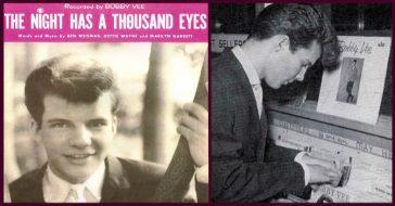 Bobby Vee - Night has a thousand eyes