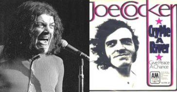 """Joe Cocker's Song, """"Cry Me A River"""""""