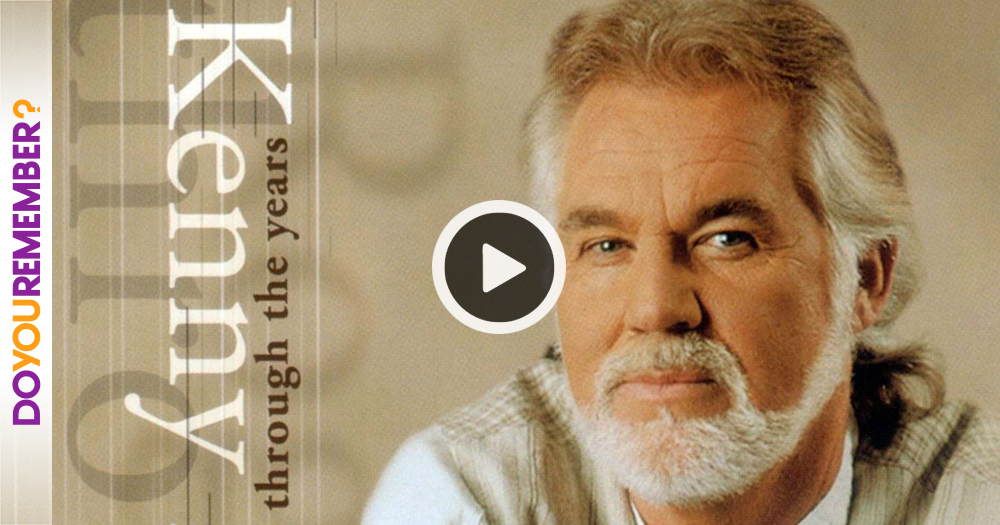 """Kenny Rogers: """"Through The Years"""""""