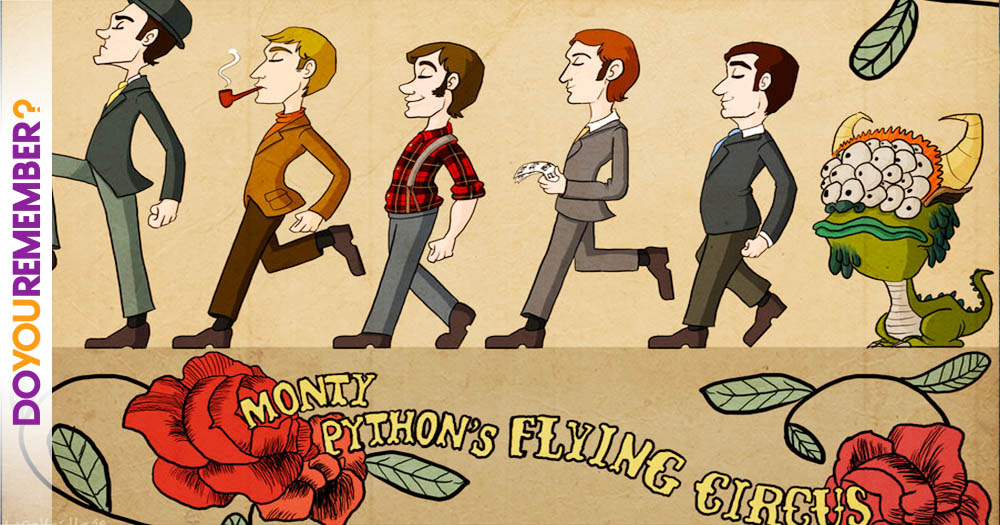the influence of monty pythons flying circus As the python's success grew, the group looked for ways to branch out from their tv work one of the options was a book, and in gilliam they seemed to have the perfect man to translate the offbeat flying circus humour from screen to page.