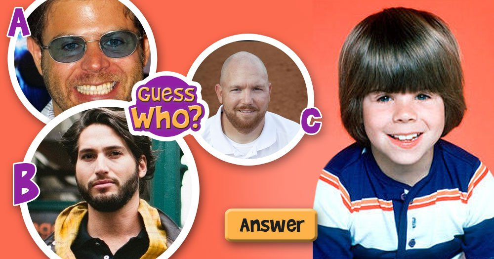 Guess Who is the Real Nicholas Bradford from Eight is Enough?
