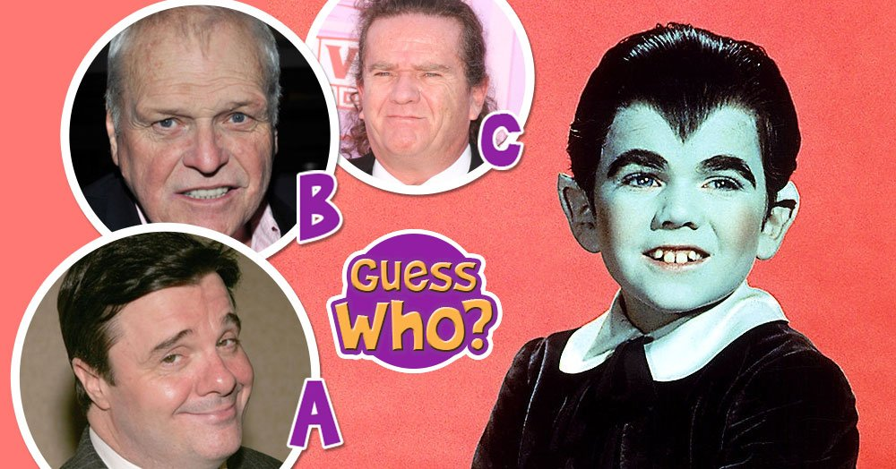 Guess The Grown Up Child Celebrity?