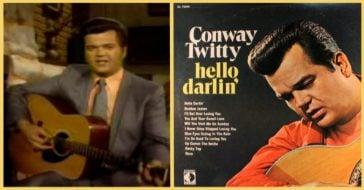 Conway Twitty - Hello, Darlin