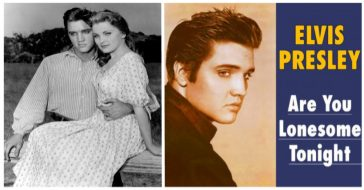 Elvis - Are you lonesome Tonight