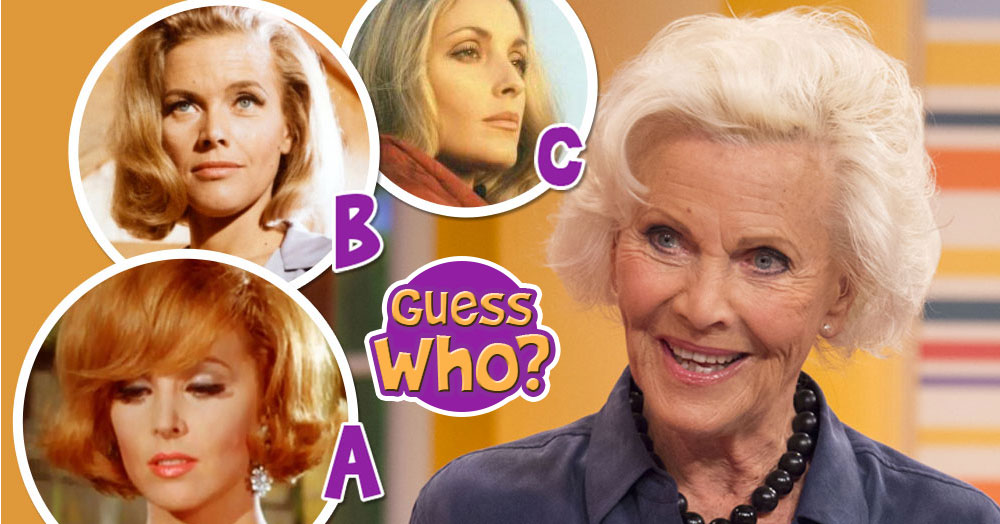 Guess Which Bombshell Babe Did This Classic Beauty Used to be?