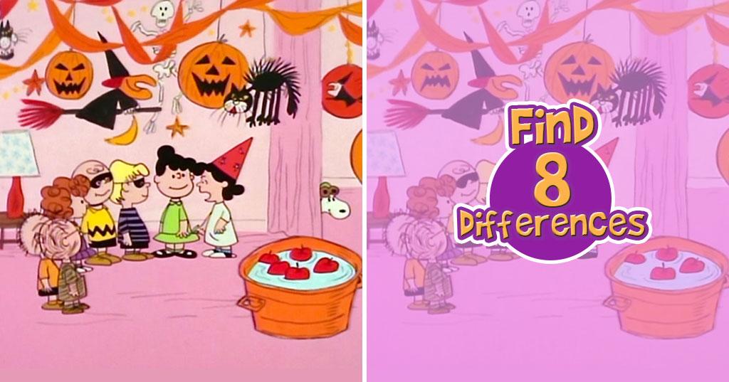 MisMatch: Peanuts Halloween