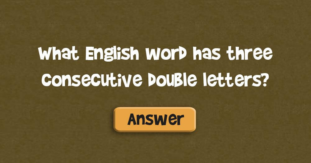 How Fast Can You Solve these 3 Riddles?