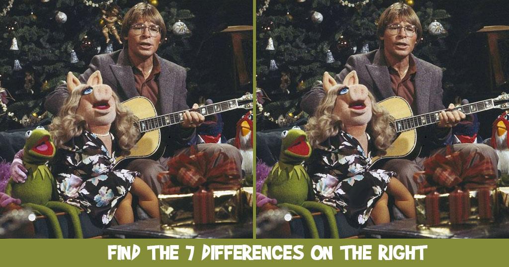 MisMatch: John Denver & The Muppets Christmas