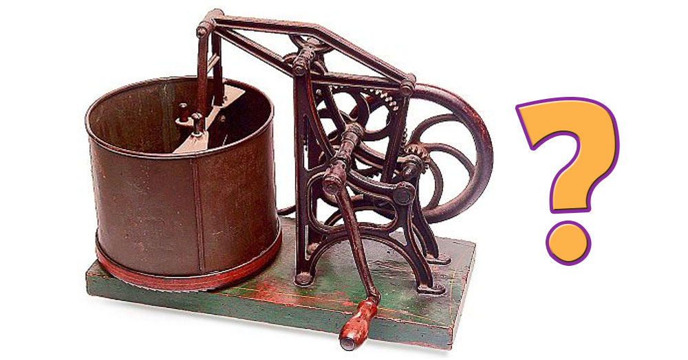 Guess What This Crazy Copper Device Was Used For?