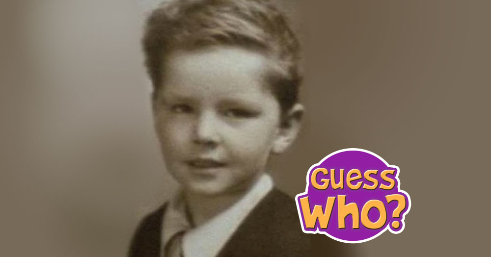 Guess Which Long Time Hollywood Bachelor this Cutie Grew Up To Be?